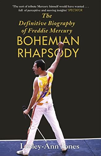 Freddie Mercury: The Definitive Biography: Lesley-Ann Jones