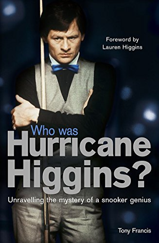 Searching for Hurricane Higgins: Francis, Tony