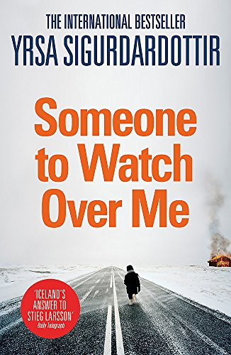 9781444734447: Someone to Watch Over Me (Thora Gudmundsdottir)
