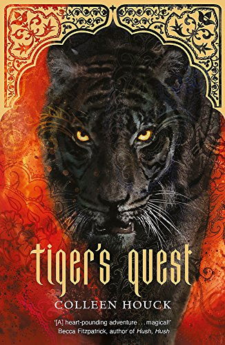 9781444734621: Tiger 02. Tiger's Quest: A heart-pounding adventure....magical! (Tigers 2)
