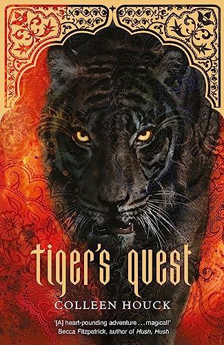 9781444734621: Tiger's Quest (Tiger Saga)