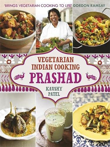 9781444734713: Prashad Cookbook: Indian Vegetarian Cooking