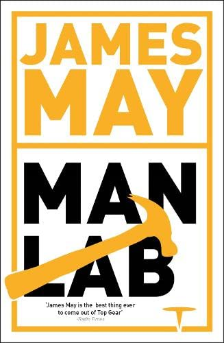 9781444736328: James May's Man Lab: The Book of Usefulness