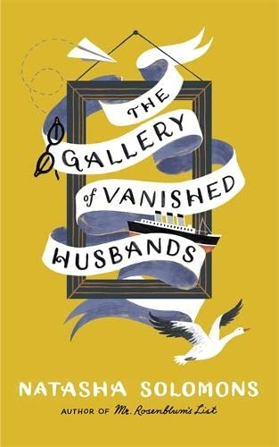 9781444736359: The Gallery of Vanished Husbands