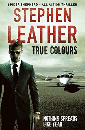 9781444736571: True Colours (A Dan Shepherd Mystery)