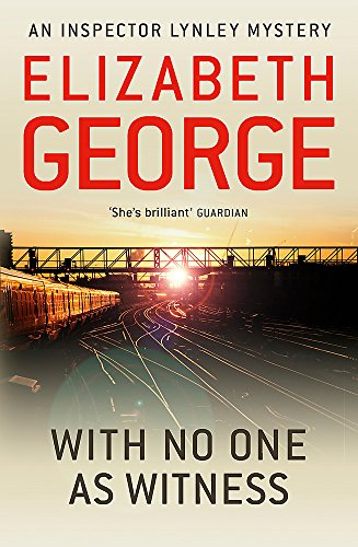 9781444738384: With No One as Witness: An Inspector Lynley Novel: 11