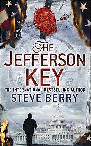 9781444738971: The Jefferson Key (Cotton Malone)