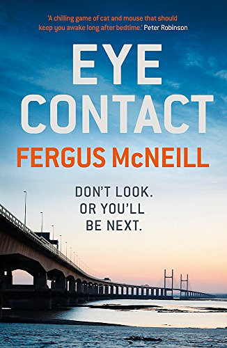 Eye Contact 9781444739640 A crime novel that's perfect for fans of Peter James or Peter Robinson. If you look him in the eye, you're dead. From the outside, Robert Naysmith is a successful businessman, handsome and charming. But for years he's been playing a deadly game. He doesn't choose his victims. Each is selected at random - the first person to make eye contact after he begins 'the game' will not have long to live. Their fate is sealed. When the body of a young woman is found on Severn Beach, Detective Inspector Harland is assigned the case. It's only when he links it to an unsolved murder in Oxford that the police begin to guess at the awful scale of the crimes. But how do you find a killer who strikes without motive?