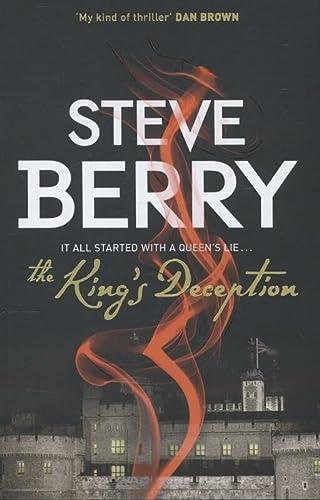 9781444740837: The King's Deception: Book 8 (Cotton Malone)