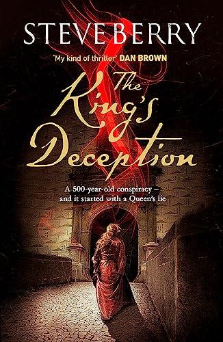 9781444740844: The King's Deception: Book 8 (Cotton Malone)