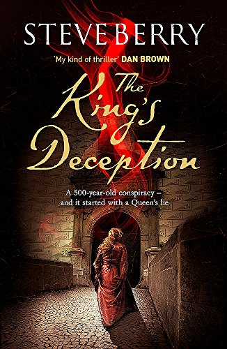 9781444740844: The King's Deception: Book 8 (Cotton Malone)