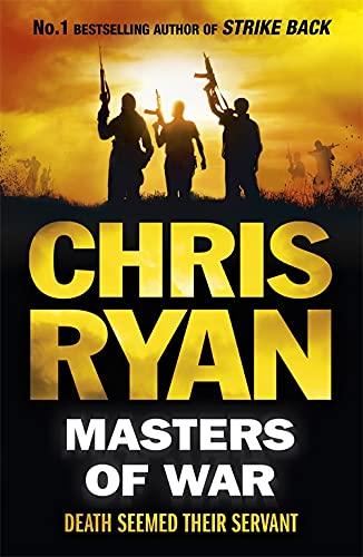 Masters of War: Danny Black Thriller 1: Coronet Books