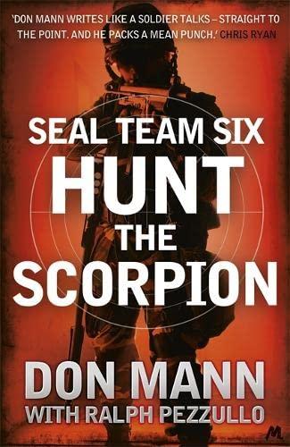 9781444742411: Hunt the Scorpion