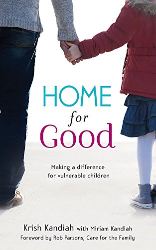Home for Good: Kandiah, Krish