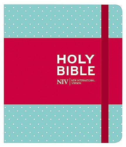 NIV Journalling Black Hardback Bible (New International Version): New International Version