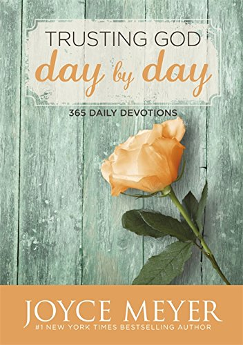 9781444745955: Trusting God Day by Day: 365 Daily Devotions