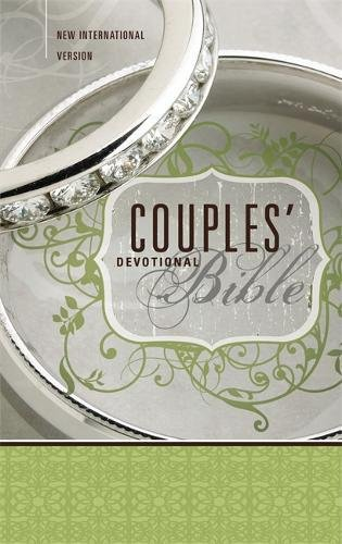 NIV Couples' Devotional Bible: For engaged and newly married couples: New International Version