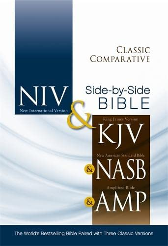9781444746105: Classic Comparative Side-by-side Bible