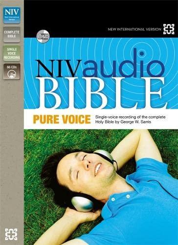 NIV Audio Bible Pure Voice: New International Version