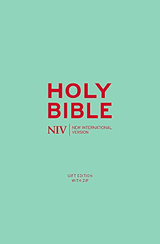 9781444749779: NIV Pocket Red Soft-Tone Bible with Zip (New International Version)