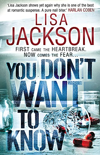 You Don't Want to Know: Jackson, Lisa