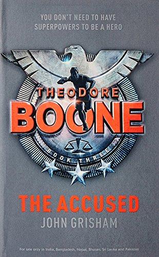 9781444757194: Theodore Boone the Accused India