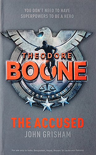 9781444757194: Theodore Boone the Accused India