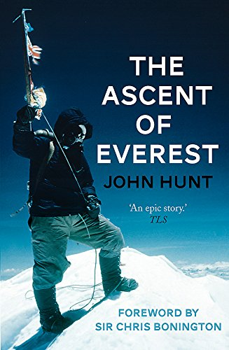 9781444760897: Ascent of Everest
