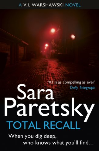 Total Recall: V.I. Warshawski 10: Paretsky, Sara