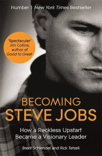 9781444762013: Becoming Steve Jobs