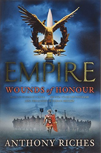 9781444762334: Wounds of Honour Empire 1 Ssb