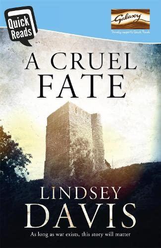 A Cruel Fate (Quick Reads 2014): Davis, Lindsey