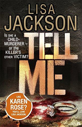 9781444764734: Tell Me: Savannah series, book 3 (Savannah Thrillers)