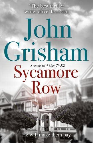 9781444765601: Sycamore Row