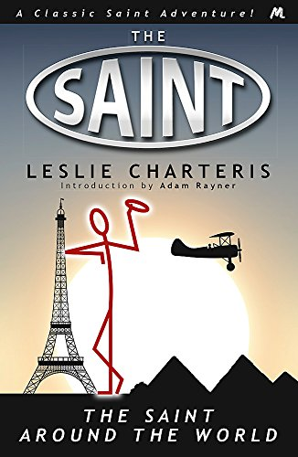 The Saint Around the World: Charteris, Leslie