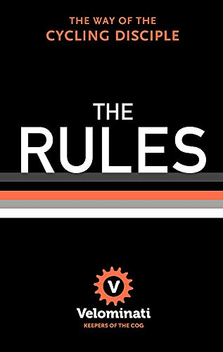 9781444767513: The Rules: The Way of the Cycling Disciple