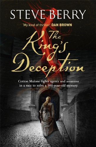 9781444767650: The King's Deception: Book 8 (Cotton Malone)