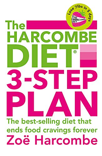 Harcombe Diet 3 Step Plan