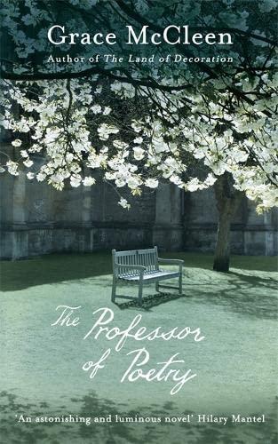 9781444769951: The Professor of Poetry