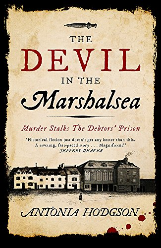 9781444775419: The Devil in the Marshalsea: Thomas Hawkins Book 1
