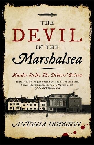 9781444775426: The Devil in the Marshalsea: Thomas Hawkins Book 1