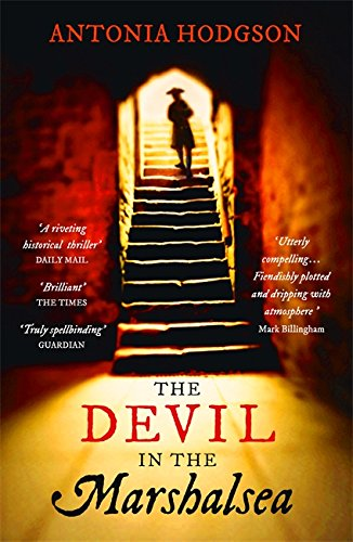 9781444775433: The Devil in the Marshalsea: Thomas Hawkins Book 1