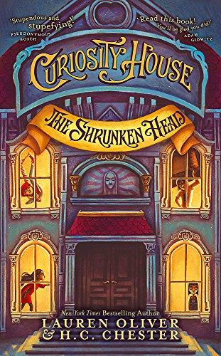 9781444777192: Curiosity House: The Shrunken Head (Book One)