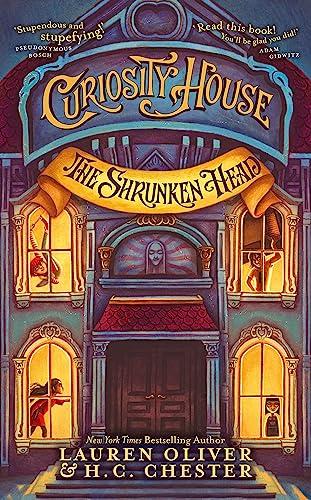 Curiosity House: the Shrunken Head (book One) (Paperback): Lauren Oliver