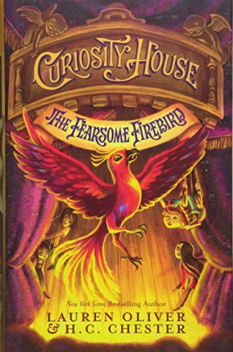 9781444777260: Curiosity House: The Fearsome Firebird (Book Three)