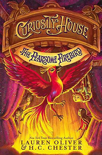 9781444777291: Curiosity House: The Fearsome Firebird (Book Three)