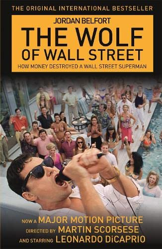 9781444778120: The Wolf of Wall Street