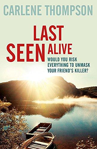 9781444778854: Last Seen Alive