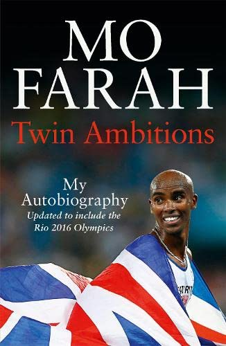 9781444779585: Twin Ambitions - My Autobiography: The inspiring story of Great Britain's iconic long distance athlete