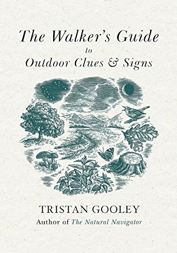 9781444780086: The Walker's Guide to Outdoor Clues and Signs